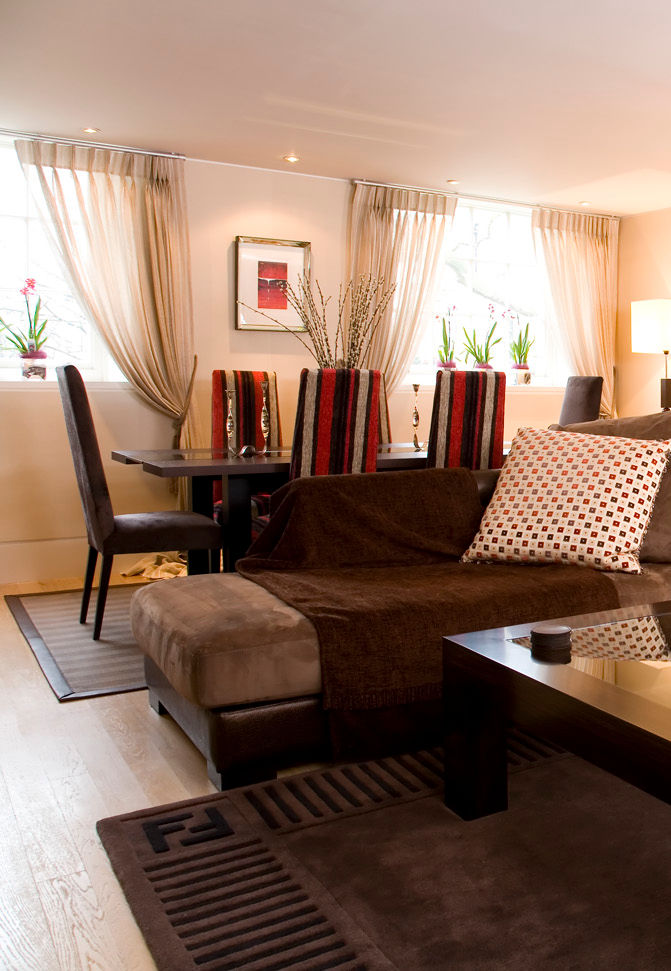Arna Interiors - Services - Window Treatments